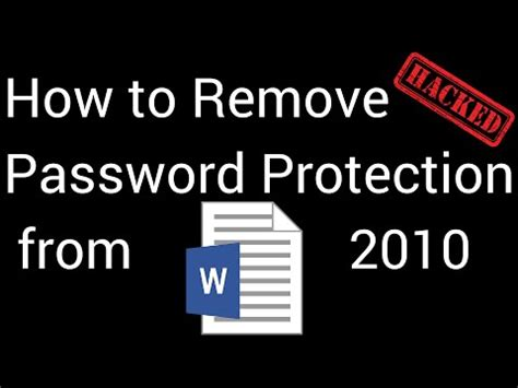 Disable on resume password protect